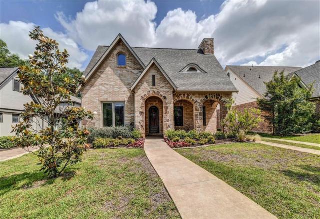 5543 Ridgedale Avenue, Dallas, TX 75206 (MLS #14098388) :: The Heyl Group at Keller Williams