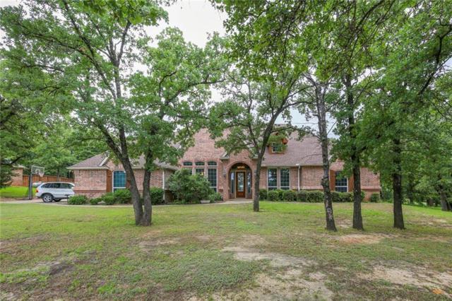 5813 Downing Lane, Cleburne, TX 76031 (MLS #14098405) :: The Heyl Group at Keller Williams