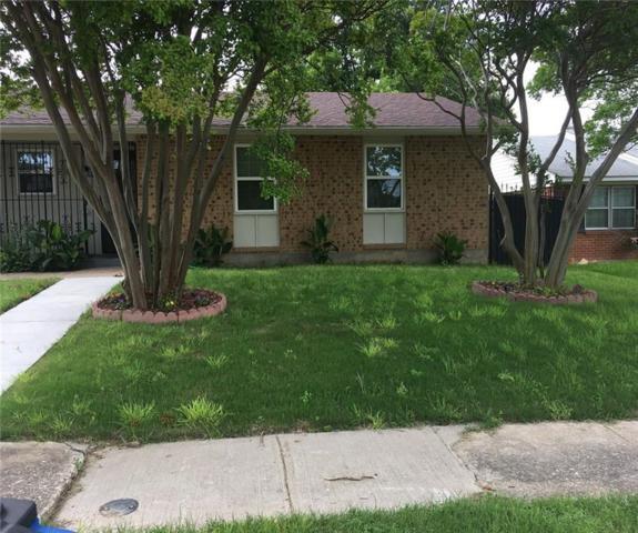 4265 Tioga Street, Dallas, TX 75241 (MLS #14098408) :: The Heyl Group at Keller Williams