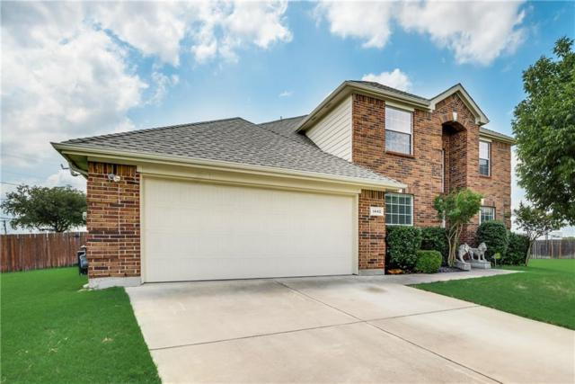 1440 Fleetwood Cove Drive, Grand Prairie, TX 75052 (MLS #14098434) :: Team Tiller