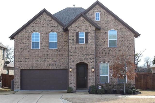 13891 Doonan Crossing, Frisco, TX 75035 (MLS #14098439) :: The Heyl Group at Keller Williams