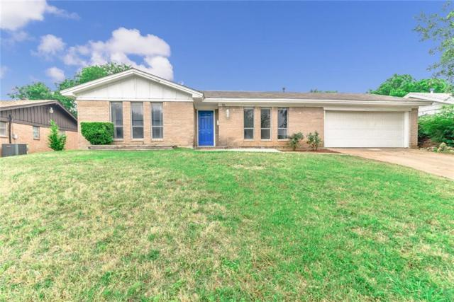 7816 Pebbleford Road, Fort Worth, TX 76134 (MLS #14098447) :: The Heyl Group at Keller Williams