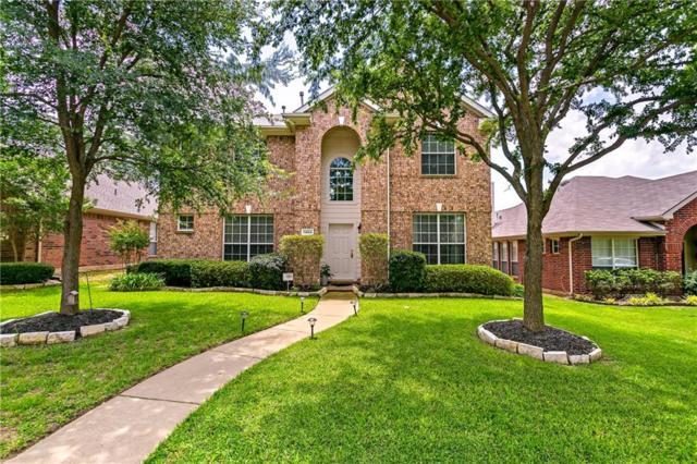 11463 Blanchard Drive, Frisco, TX 75035 (MLS #14098449) :: Kimberly Davis & Associates