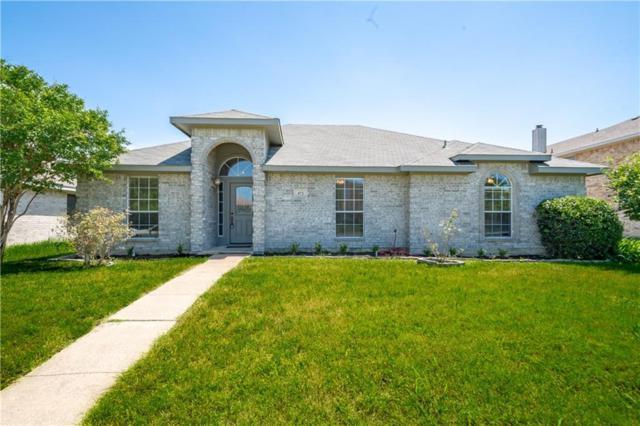 472 Maplegrove Road, Cedar Hill, TX 75104 (MLS #14098459) :: RE/MAX Pinnacle Group REALTORS