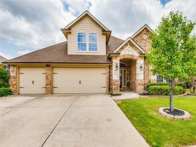 5809 Tawakoni Drive, Denton, TX 76226 (MLS #14098485) :: Team Tiller
