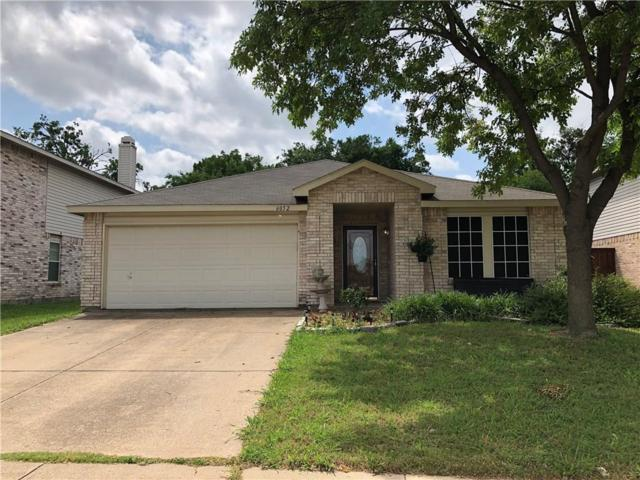 6052 Crescenzio Drive, Grand Prairie, TX 75052 (MLS #14098557) :: RE/MAX Town & Country