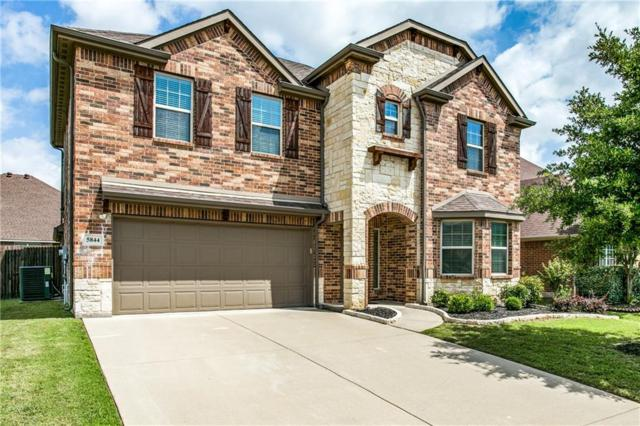 5844 Sunny Meadow Lane, Grand Prairie, TX 75052 (MLS #14098563) :: The Tierny Jordan Network