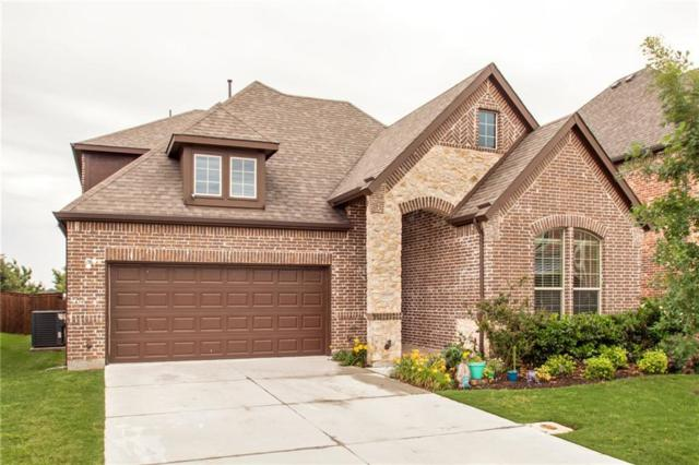 6301 Cedar Sage Trail, Flower Mound, TX 76226 (MLS #14098593) :: Real Estate By Design