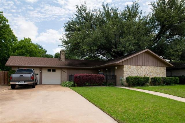 5209 South Drive, Fort Worth, TX 76132 (MLS #14098614) :: Real Estate By Design