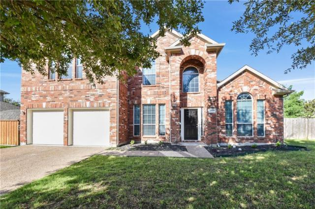 2809 Chesterwood Court, Mansfield, TX 76063 (MLS #14098623) :: The Tierny Jordan Network
