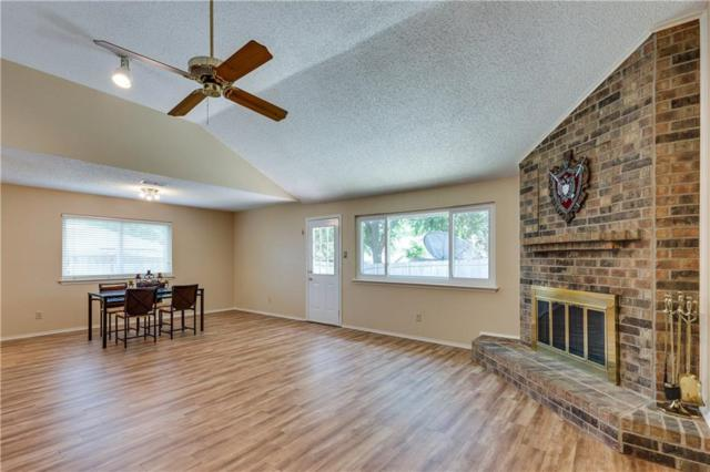 202 Springridge Lane, Euless, TX 76039 (MLS #14098638) :: The Chad Smith Team