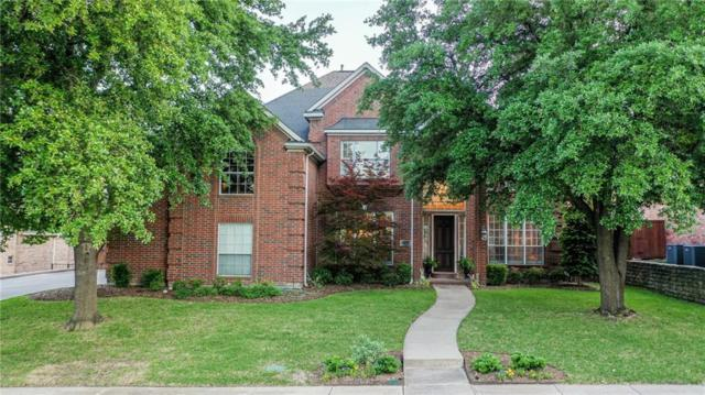 4903 Fairway Hill Lane, Mckinney, TX 75072 (MLS #14098649) :: Kimberly Davis & Associates