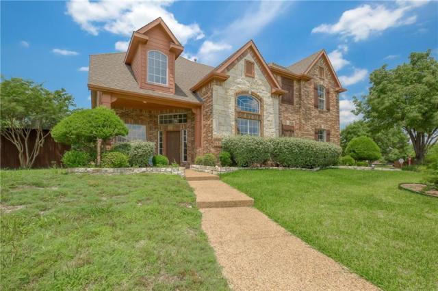 305 Greenfield Drive, Murphy, TX 75094 (MLS #14098658) :: Kimberly Davis & Associates