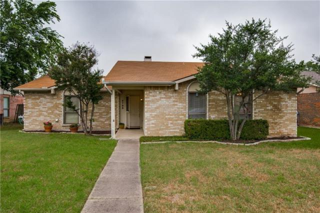 2723 Renwick Drive, Carrollton, TX 75007 (MLS #14098700) :: Kimberly Davis & Associates