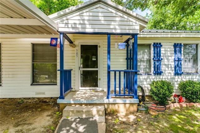 505 S Brazos Street, Whitney, TX 76692 (MLS #14098720) :: Lynn Wilson with Keller Williams DFW/Southlake
