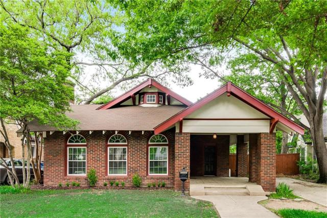 726 Ridgeway Street, Dallas, TX 75214 (MLS #14098729) :: Kimberly Davis & Associates