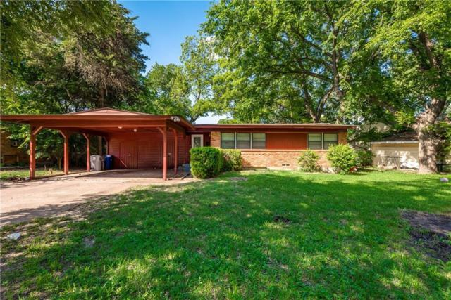 2323 Millermore Street, Dallas, TX 75216 (MLS #14098826) :: Kimberly Davis & Associates