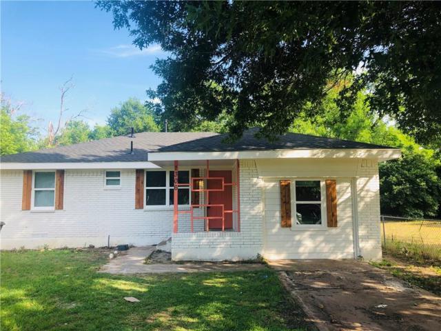 1306 Mentor Avenue, Dallas, TX 75216 (MLS #14098843) :: Kimberly Davis & Associates