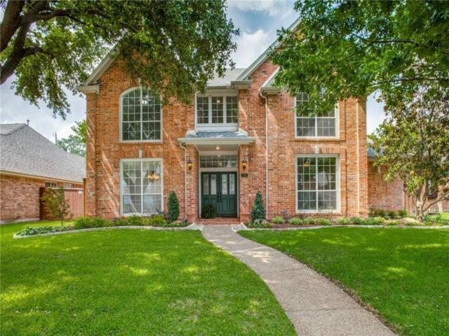 128 Hearthwood Drive, Coppell, TX 75019 (MLS #14098863) :: Team Tiller