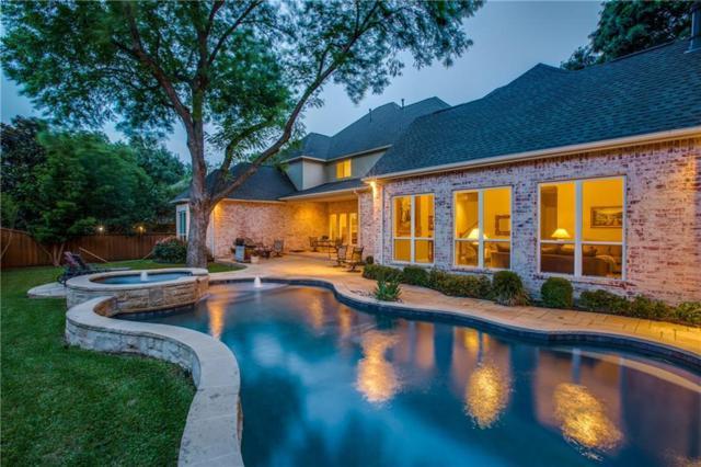 6731 Glendora Avenue, Dallas, TX 75230 (MLS #14098865) :: Frankie Arthur Real Estate
