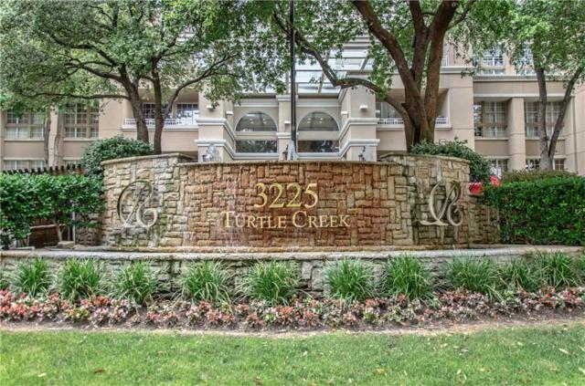 3225 Turtle Creek Boulevard #1505, Dallas, TX 75219 (MLS #14098866) :: HergGroup Dallas-Fort Worth