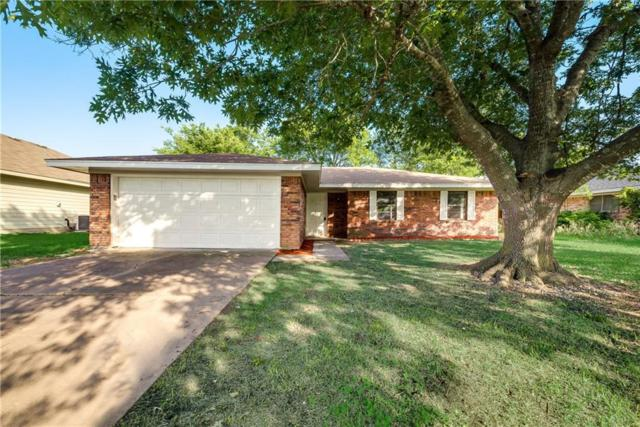 202 Meadowcrest Drive, Terrell, TX 75160 (MLS #14098879) :: The Chad Smith Team