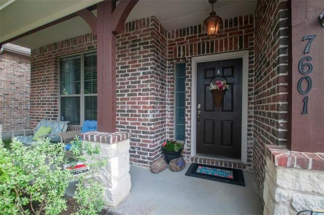 7601 Dalton Drive, Mckinney, TX 75072 (MLS #14098899) :: Kimberly Davis & Associates