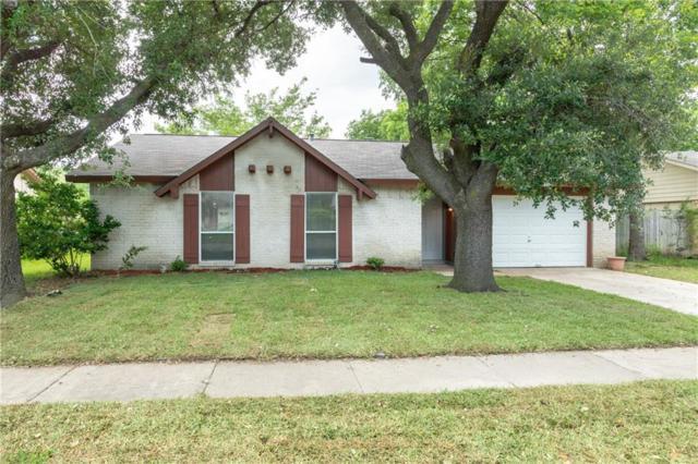 5001 Stagecoach Lane, Garland, TX 75043 (MLS #14098927) :: Kimberly Davis & Associates