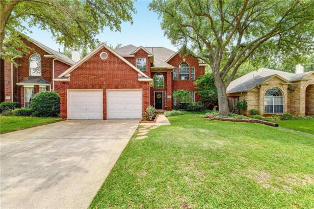 1821 Kingston Lane, Flower Mound, TX 75028 (MLS #14098936) :: Team Tiller