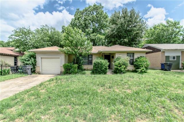 6213 Latta Street, Dallas, TX 75227 (MLS #14098961) :: Kimberly Davis & Associates