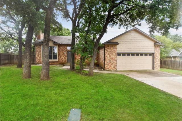 4300 Hidden Creek Drive, Arlington, TX 76016 (MLS #14098964) :: Century 21 Judge Fite Company