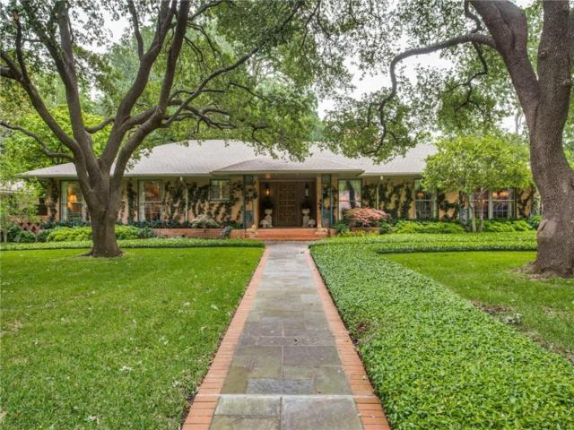 5932 Meadowcrest Drive, Dallas, TX 75230 (MLS #14098983) :: NewHomePrograms.com LLC