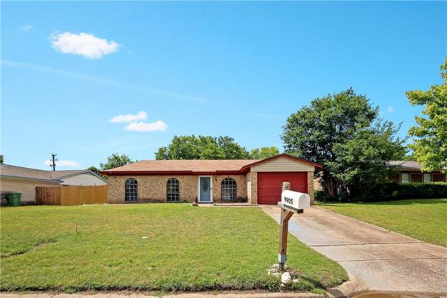 9905 Runnymeade Place, Fort Worth, TX 76108 (MLS #14099002) :: RE/MAX Town & Country