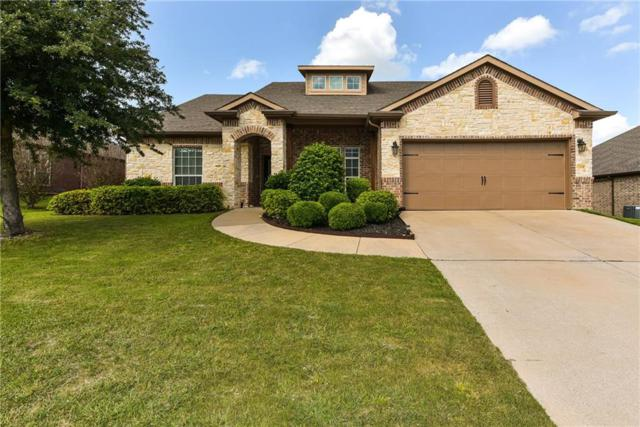 1635 Stetson Drive, Weatherford, TX 76087 (MLS #14099004) :: The Mitchell Group