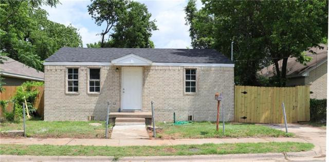 2615 Starks Avenue, Dallas, TX 75215 (MLS #14099061) :: Kimberly Davis & Associates