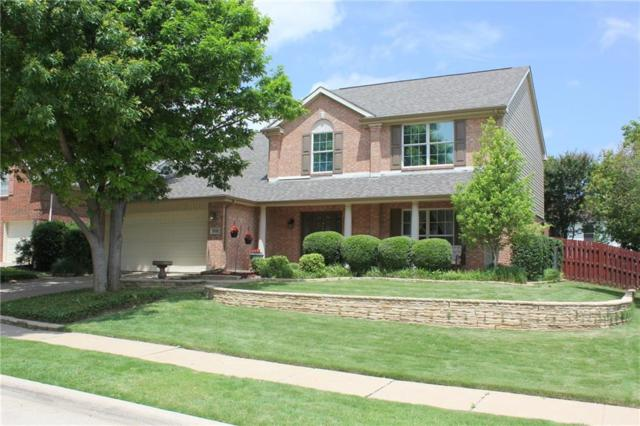 1632 Yaggi Drive, Flower Mound, TX 75028 (MLS #14099071) :: Kimberly Davis & Associates