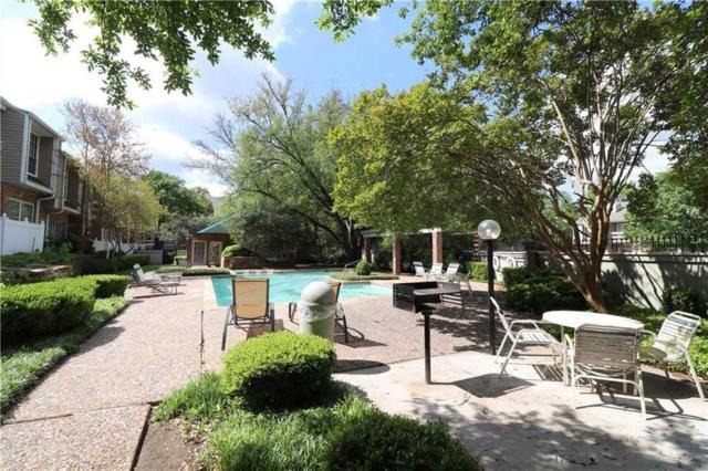 8550 Fair Oaks Crossing #202, Dallas, TX 75243 (MLS #14099096) :: The Rhodes Team