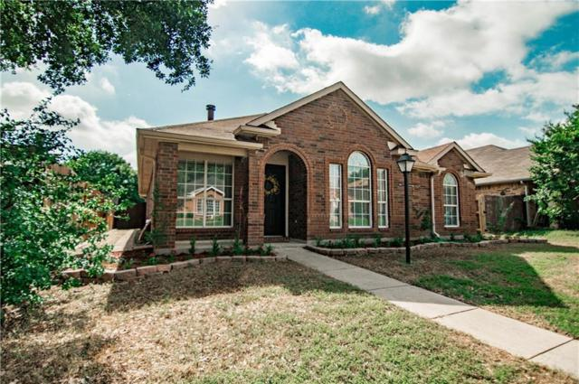 1719 Creekway Drive, Lewisville, TX 75067 (MLS #14099141) :: Team Tiller