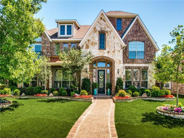 5159 Kickapoo Drive, Frisco, TX 75034 (MLS #14099159) :: The Daniel Team