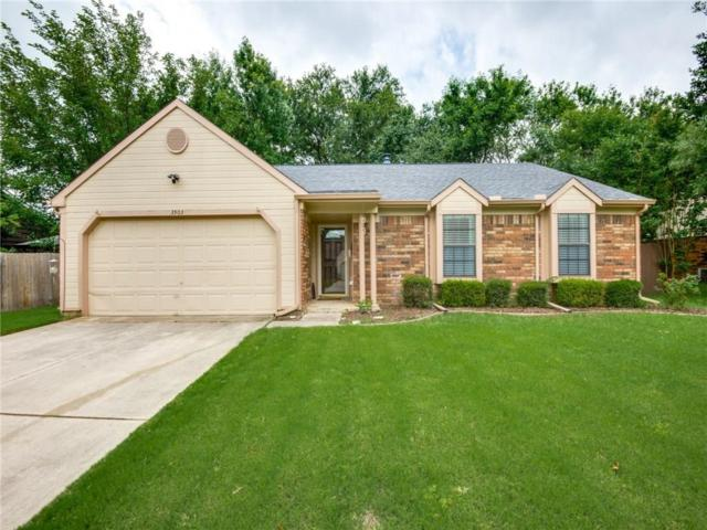 3503 Glenview Drive, Corinth, TX 76210 (MLS #14099163) :: Team Tiller