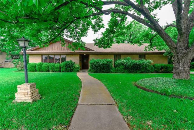 5809 Maryview Terrace, Haltom City, TX 76117 (MLS #14099185) :: Kimberly Davis & Associates