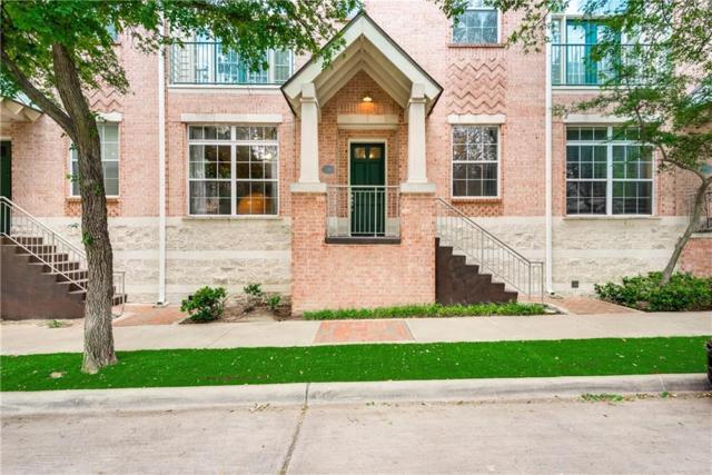2305 Worthington Street #130, Dallas, TX 75204 (MLS #14099200) :: NewHomePrograms.com LLC