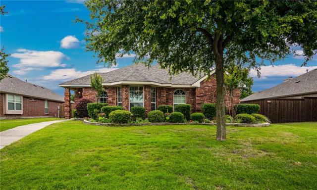 709 Sweet Peach Drive, Allen, TX 75002 (MLS #14099264) :: The Daniel Team