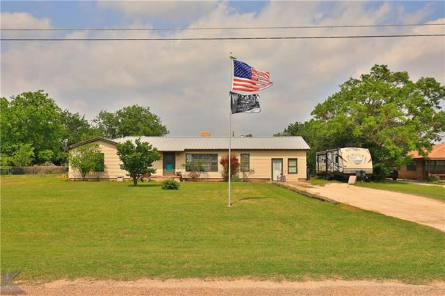 318 Sayles Avenue, Tuscola, TX 79562 (MLS #14099272) :: The Sarah Padgett Team