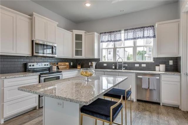 205 South Village Way, Lewisville, TX 75067 (MLS #14099278) :: Kimberly Davis & Associates