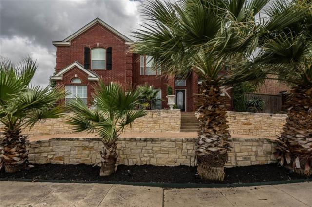5508 Midnight Moon Drive, Frisco, TX 75036 (MLS #14099279) :: The Rhodes Team