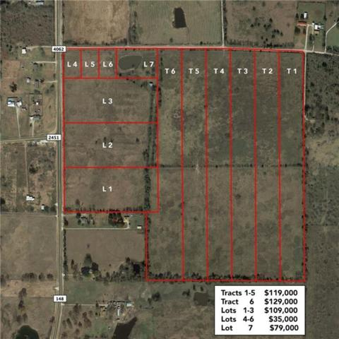 Tract 6 Co Road 4062, Scurry, TX 75158 (MLS #14099322) :: Kimberly Davis & Associates