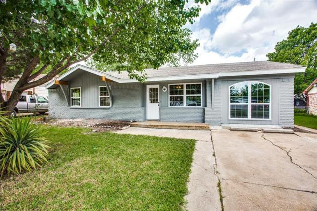 3407 Palm Drive, Mesquite, TX 75150 (MLS #14099326) :: Kimberly Davis & Associates