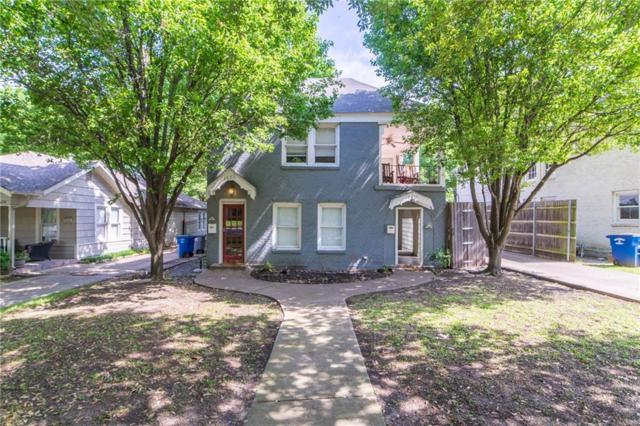 6253 Palo Pinto Avenue, Dallas, TX 75214 (MLS #14099329) :: Robbins Real Estate Group