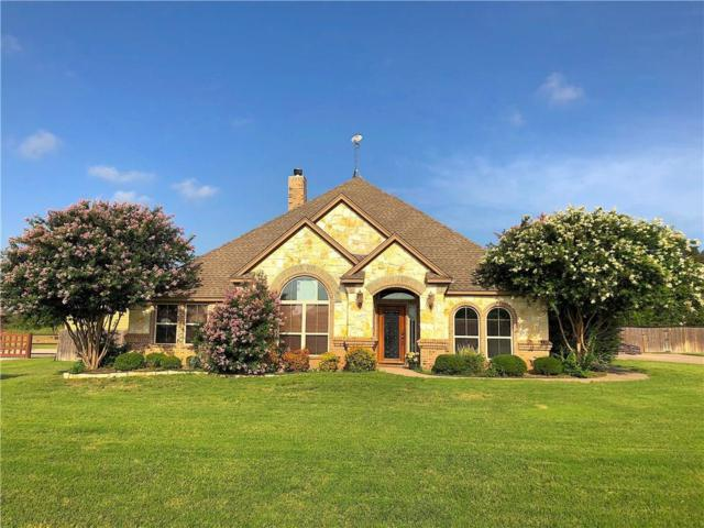134 Oakwood Creek Lane, Weatherford, TX 76088 (MLS #14099349) :: The Rhodes Team
